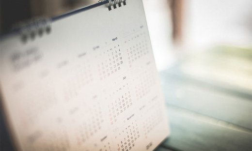 The Calendar of Your Life