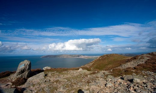Walking On the Great Orme